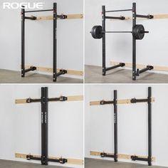 Garage gym ideas - Muskelaufbau - Home Gym Home Made Gym, Diy Home Gym, Gym Room At Home, Workout Room Home, Workout Rooms, At Home Workouts, Home Gym Garage, Basement Gym, Small Space Interior Design