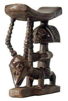 African Masks, African Art, Shops, Wood Stool, Ivoire, Totems, West Africa, Western Art, Tribal Art