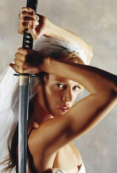 Kill Bill: You and I have unfinished business!! Love Uma Thurman