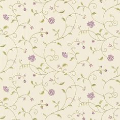 Sanderson Ranee Embroidery Aubergine/Olive Fabric - : Gordon Smith Ltd, Cookware, Tableware, Linens Soft Furnishings at Malvern's Department Store Embroidery Fabric, Embroidery Designs, Fabric Decor, Fabric Design, Harlequin Fabrics, Sanderson Fabric, Mandala, Scrap, Made To Measure Curtains