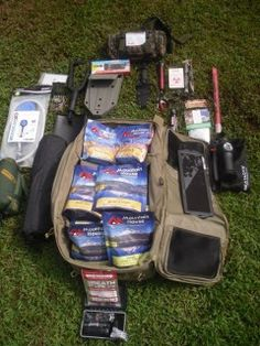 READY MADE RESOURCES ULTIMATE BACKPACK BUG OUT BAG (BOB)