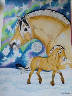 Exciting Learn To Draw Animals Ideas. Exquisite Learn To Draw Animals Ideas. Horse Pencil Drawing, Pony Drawing, Horse Drawings, Animal Drawings, Art Drawings, Fjord Horse, Horse Coloring Pages, Horse Artwork, Horse Portrait