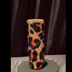 Custom strass/bling and cerakote paint services by Fleminggunworks Bedazzled Shoes, Bling Shoes, Diy Tumblers, Custom Tumblers, Vinyl Crafts, Diy Arts And Crafts, Cool Gifts, Diy Gifts, Handmade Gifts