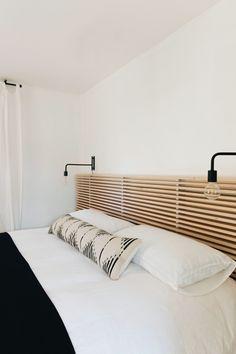 Bedroom Inspo, Home Bedroom, Master Bedroom, Bedroom Decor, Bedrooms, Bedroom Ideas, Bedroom Lamps, Minimal Bedroom, New Room