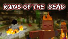 Ruins of the Dead Map para Minecraft 1.3.2