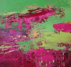"""Saatchi Art Artist Diane Leon; Painting, """"Sacred Silence"""" #art"""