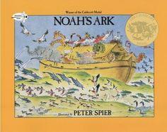 Noah's Ark by Peter Spier. The BEST Noah's Ark book!! @Bridgette Boudreaux