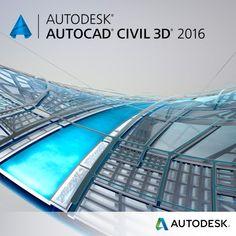 Autodesk AutoCAD Civil 3D Crack (32/64 Bit) 2016 Free Download