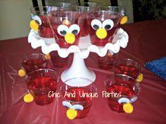 Chic & Unique Parties: Sesame Street 1st Birthday