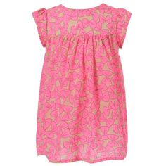 Richie House Little Girls Chiffon Dress with Bow Patterned RH153867 >>> Read more reviews of the product by visiting the link on the image.