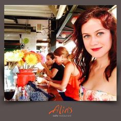 Kordon şubemizde çiçekler açmış. Güzel paylaşım için çok teşekkür ederiz :) www.alins.com.tr #alins #restaurant #cafe #izmir #kıbrısşehitleri #kordon #gündoğdu #bostanlı #buca #balçova #bornova #çiçek