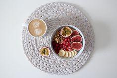 Mein Lieblingsfrühstück: Porridge - another lovely I Foods, Decorative Bowls