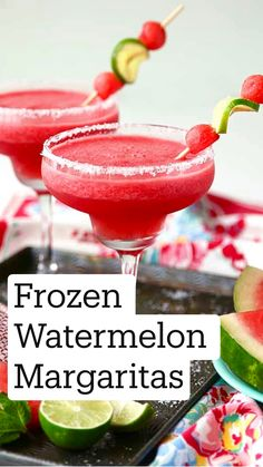 Best For Dinner Discover Ideas Summer Drinks, Fun Drinks, Healthy Drinks, Best Drinks, Blended Alcoholic Drinks, Non Alcoholic Margarita, Colorful Drinks, Beverages, Alcohol Shots