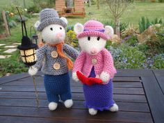 Crochet Mouse, Crochet Bunny, Knit Crochet, Crochet Hats, Crotchet Animals, Cat Mouse, Afghan Blanket, Amigurumi Doll, Hobbies And Crafts