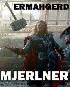 Thor ~ Derp