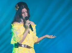 Lana performing at 'Osheaga Festival' in Montreal, Canada (HQ)