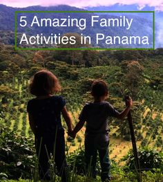 The fabulous moms at @globetotting tell us all about cool, trendy and fun Panama.