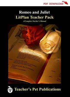 Romeo and Juliet Lesson Plans | LitPlan Teacher Guide