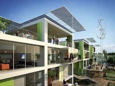 Articolo Case prefabbricate a risparmio energetico: i progetti design
