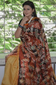Buy this beautiful saree for ₹5800 here: