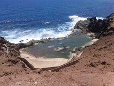 Playa de Furnia. Galdar. Gran Canaria