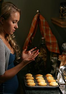 """Heroes - """"Better Halves"""" - Hayden Panettiere as Claire Bennet  