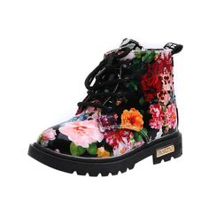 Cheap fashion kids boots, Buy Quality kids boots directly from China kids fashion boots Suppliers: Sinered 2017 New children's floral martin boots boys girls leather Martin boots baby toddler shoes kids fashion boots Toddler Shoes, Kid Shoes, Girls Shoes, Shoe Boots, Baby Shoes, Ankle Boots, Baby Booties, Flat Shoes, Shoes Women