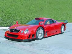 Mercedes-Benz CLK #GTR