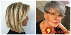Krásna aj po 50-tke, dokonca aj so šedinami. Kaderník vybral niekoľko účesov, ktoré ženám v zrelom veku dodajú iskru, uberú roky a osviežia. Vyberte si z ponuky elegantných, ženských a skutočne krásnych nápadov. Dreadlocks, Hair Styles, Beauty, Fashion, Hair Plait Styles, Moda, Fashion Styles, Hair Makeup, Hairdos