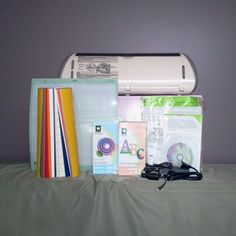The Cricut Expression is an automated electronic cutting machine intended for creating vinyl arts, crafts, decals and similar projects. Instead of trying to cut all of these items out by hand, you ...