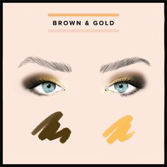 Color Theory: The Best Eye Shadow Combos @Makeupdotcom