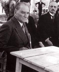 Atatürk'ün Doktorlarla Çekilen 20 Farklı Fotoğrafı | MustafaKemâlim