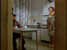 Ali: Fear Eats the Soul, 1974. Directed by Rainer Werner Fassbinder.
