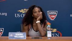 Serena Williams interview on day 9 at US Open 2015 ( 08/09/15 ). SERENA WILLIAMS: It's 11:30. To be perfectly honest with you, I don't want to be here. (Laughter.) I just want to be in bed right now. I have to wake up early to practice. I don't want to answer any of these questions and you keep asking me the same questions. It's not really — you're not making it super enjoyable. (Laughter.) Read more at…