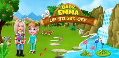 #AppandGameSourcecode Join with baby #Emma and build real #NatureGame with your own ideas. Now only $255. Don't miss it.