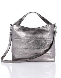 Slouchy Leather Bag Am218 Handbags Clutches Wallets At Boden