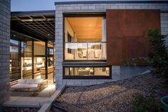 Davis House Mercer and Mercer Architects Ltd » Archipro