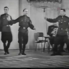 "Memes Discover Soviet soldiers dancing to MC Hammers ""U Cant Touch This""."