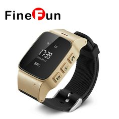 59.99$  Watch here - http://alio45.worldwells.pw/go.php?t=32694791641 - FineFun New D99 Elderly Smart Watch For Phone Anti-lost Gps+Lbs+Wifi Tracking With WIFI Mini Watch for Old Men Women iOS Android