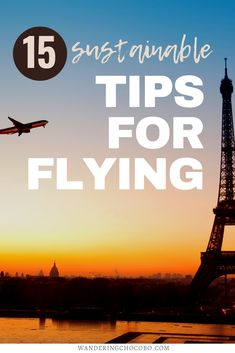 Do you want to become a more responsible traveler? Here are 15 responsible travel tips - including how to offset air travel to help you travel sustainably. I sustainable travel tips I travel tips for flying I responsible flying tips I travel tips for sustainable travel I sustainable flying tips I how to reduce your carbon footprint I food travel tips I reusable travel gear I #responsibletravel #sustainabletravel #traveltips Food Travel, Air Travel, Travel Usa, Globe Travel, Travel Guides, Travel Tips, Travel Destinations, Packing Tips For Vacation, Responsible Travel