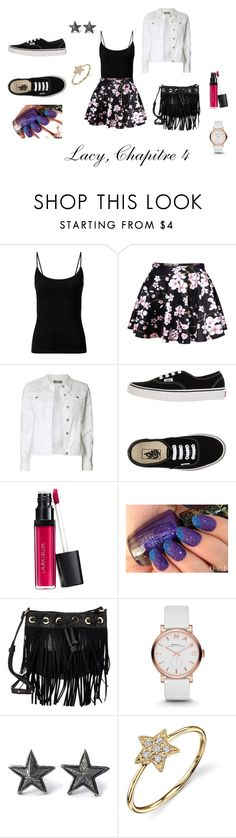 Teenager's Love: Tenue Lacy, Chapitre 4 by keephope95 on Polyvore featuring mode, Dorothy Perkins, Vans, Deux Lux, Marc by Marc Jacobs, Diamond Star, Laura Geller, women's clothing, women's fashion and women