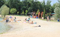 Jezero Konětopy - rekreace u vody