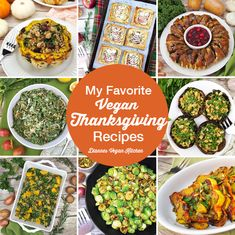 Veganism is gaining popularity & more people are giving thanks without a turkey Here is a sampling my favorite recipes for a vegan Thanksgiving celebration.
