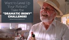 One of the subtlest ways to take your story to the next level is by applying a little dramatic irony. Learn how!