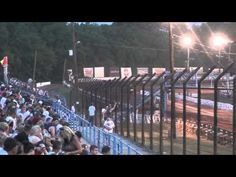 """I was there for this: Kasey Kahne """"FLIPs Clear Out"""" of Williams Grove Speedway July 22 2011 HD Video"""