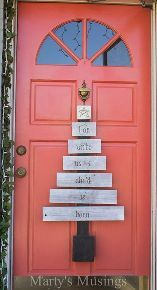 one of our most popular projects from the fence board scavenger, christmas decorations, crafts, seasonal holiday decor, woodworking projects