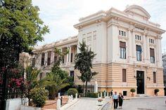 ΣΑΡΟΓΛΕΙΟ ΜΕΓΑΡΟ - Στρατιωτική Λέσχη Αθηνών.