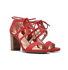 "Franco Sarto® ""Jewel"" Lace Up Sandals"