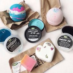I HAVEN'T BEEN TO LUSH IN FOREVER & IT MAKES ME SO SAD
