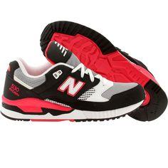 New Balance Women W530BGM (black / pink) Shoes W530BGM   PickYourShoes.com